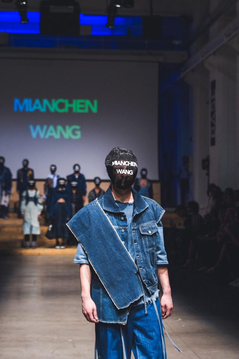 The Catwalk - Mianchen Wang outfit
