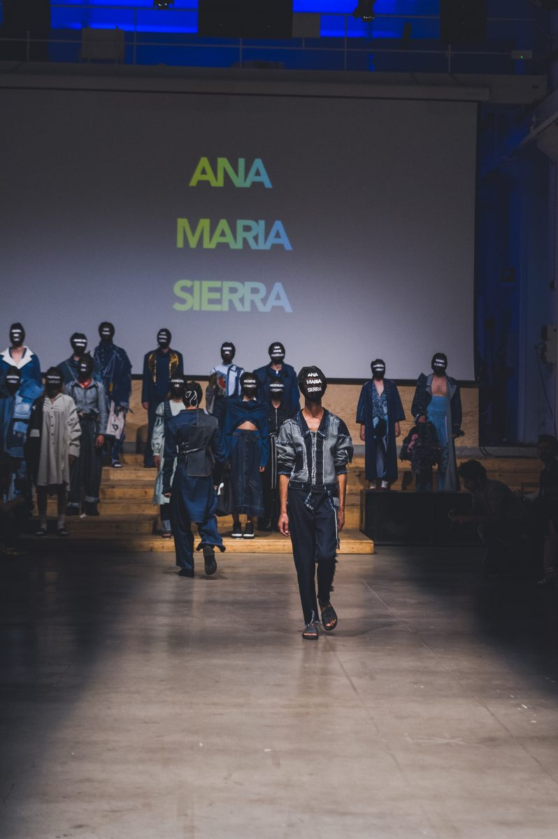 The Catwalk - Ana Maria Sierra outfit