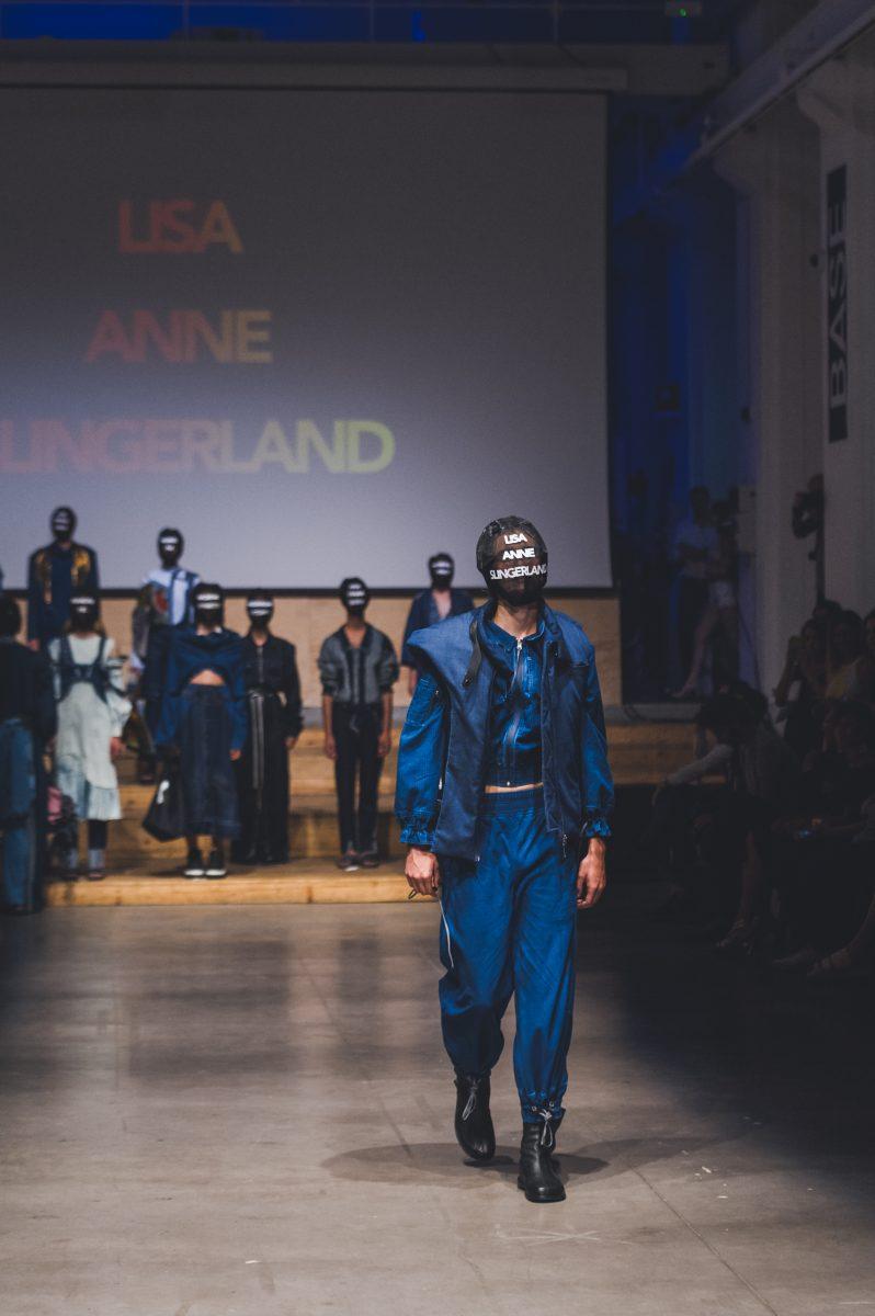 The Catwalk - Lisa Anne Slingerland outfit
