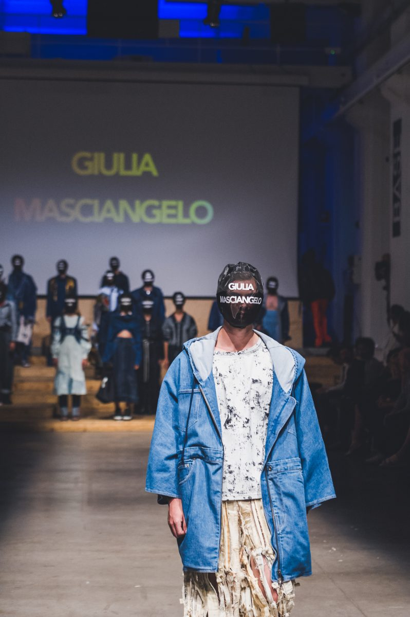 The Catwalk - Giulia Masciangelo outfit