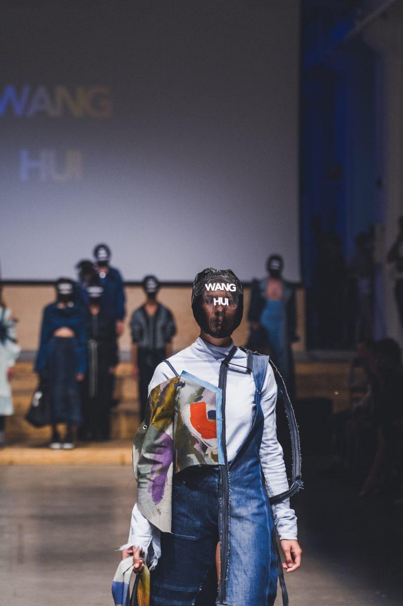 The Catwalk - Wang Hui outfit