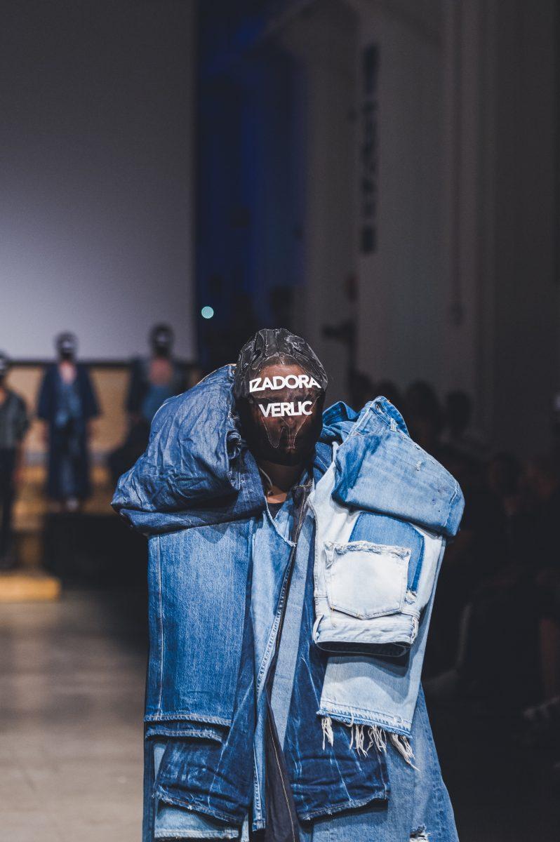 The Catwalk - Izadora Verlic outfit