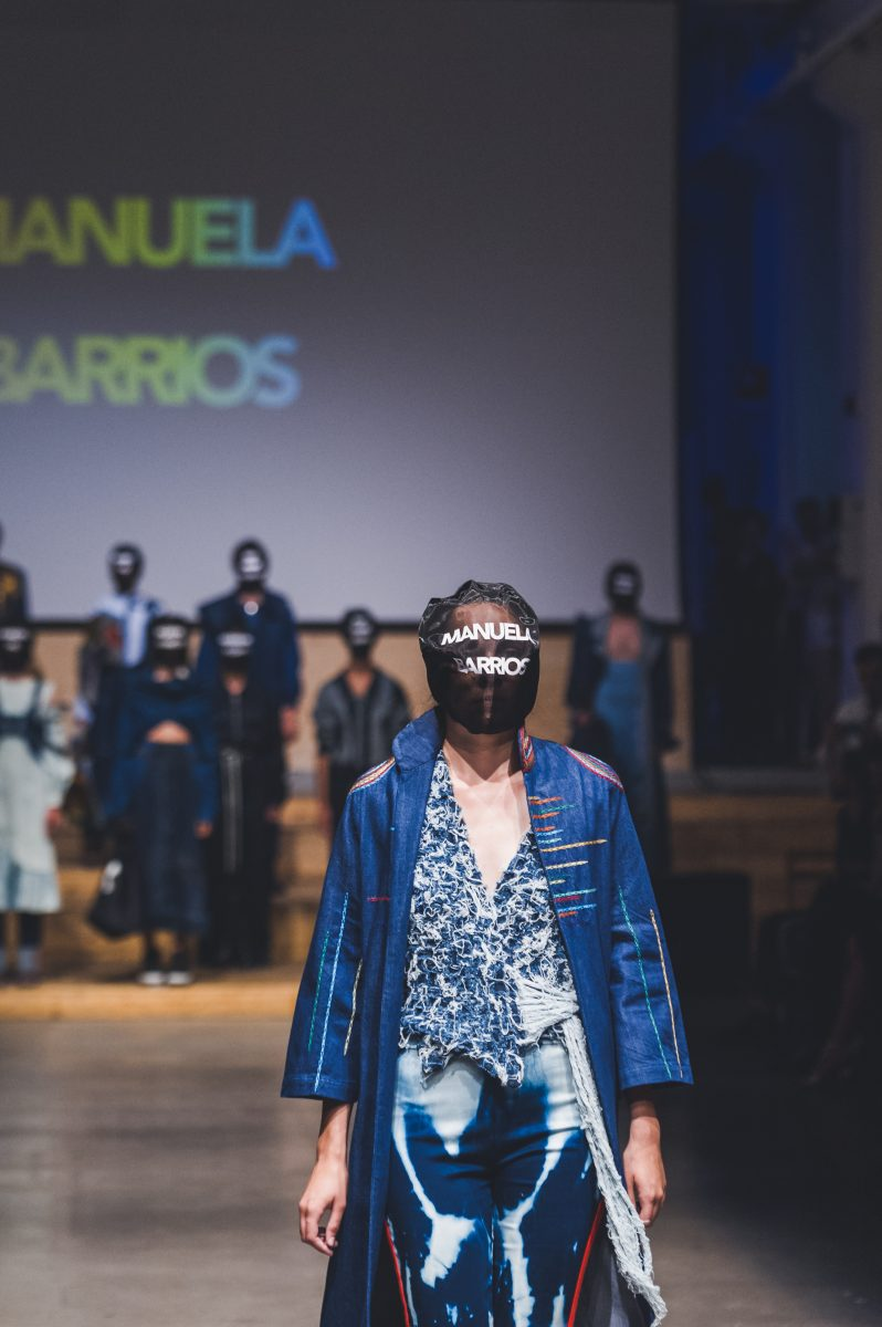 The Catwalk - Manuela Barrios outfit