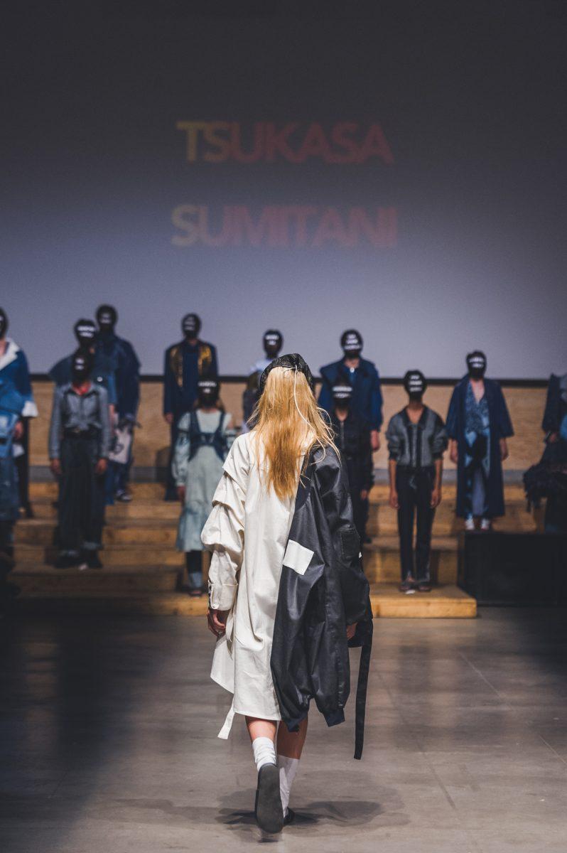 The Catwalk - Tsukasa Sumitani outfit