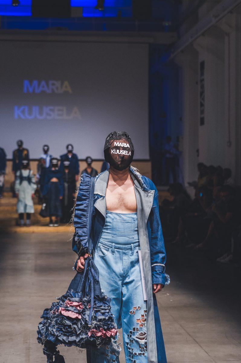 The Catwalk - Maria Kuusela outfit