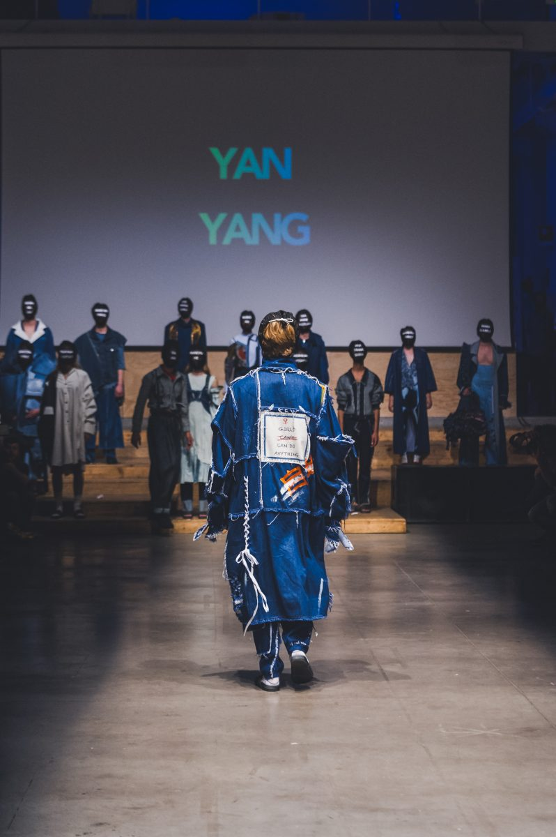 The Catwalk - Yan Yang outfit