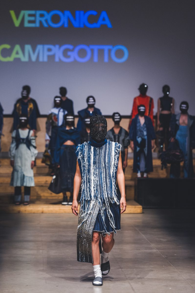 The Catwalk - Veronica Campigotto outfit