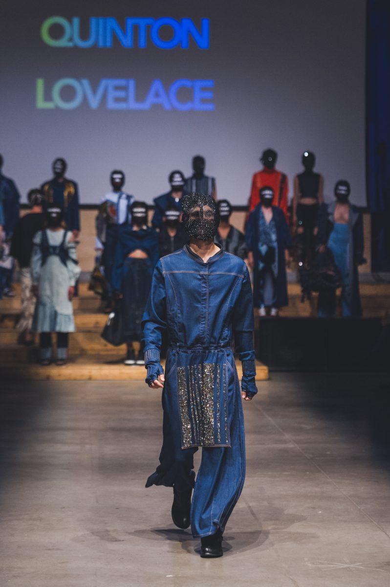 The Catwalk - Quinton Lovelace outfit