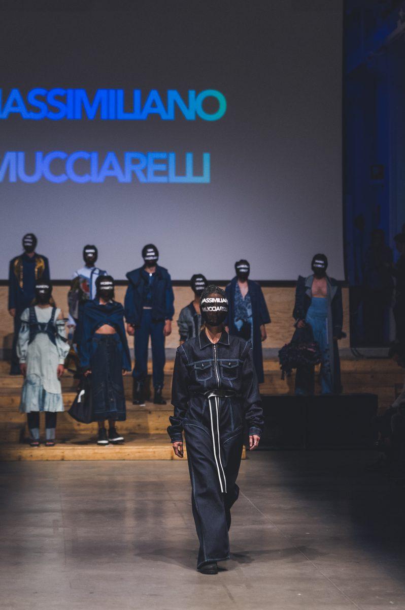 The Catwalk - Massimiliano Mucciarelli outfit