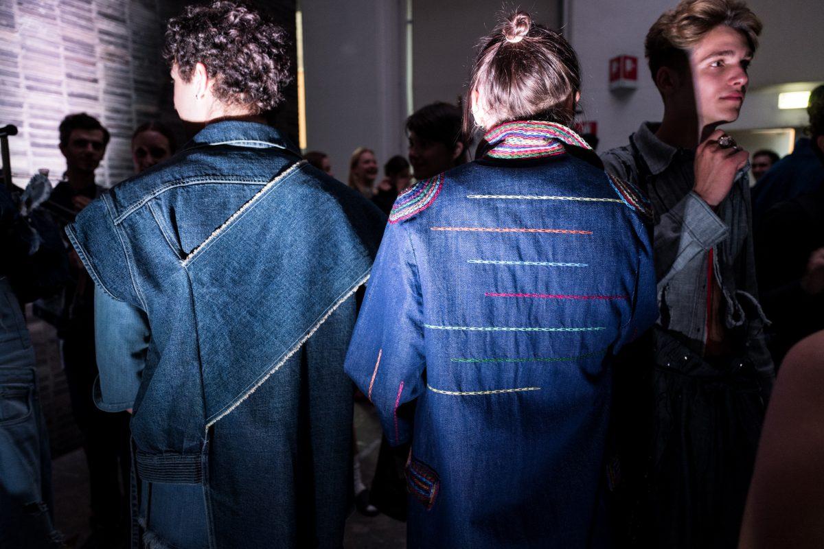 Models #Backstage