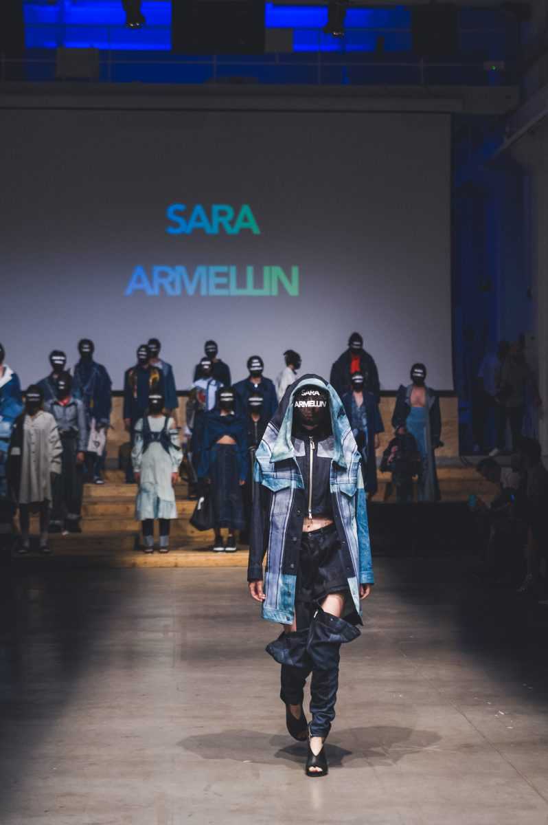 The Catwalk - Sara Armellin outfit