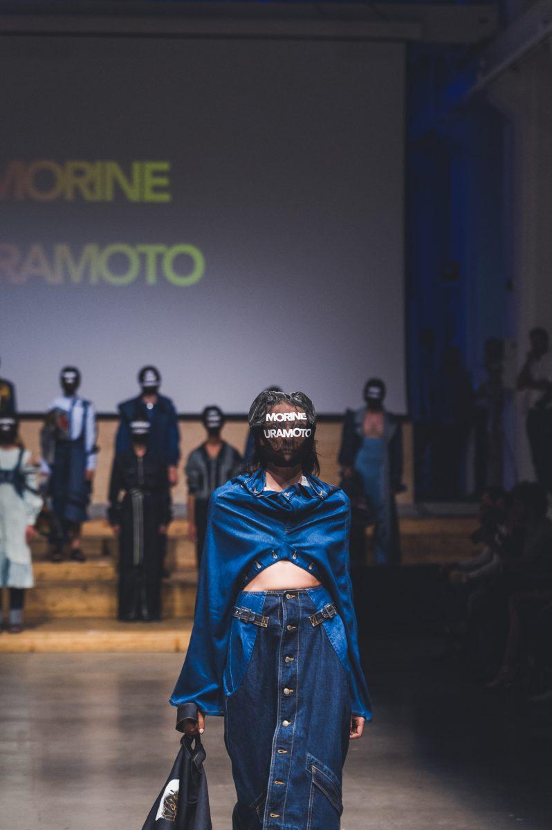 The Catwalk - Morine Uramoto outfit