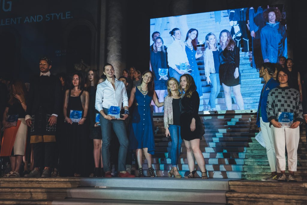 Winners of Athleisure Mood for the Denim Marketing Award