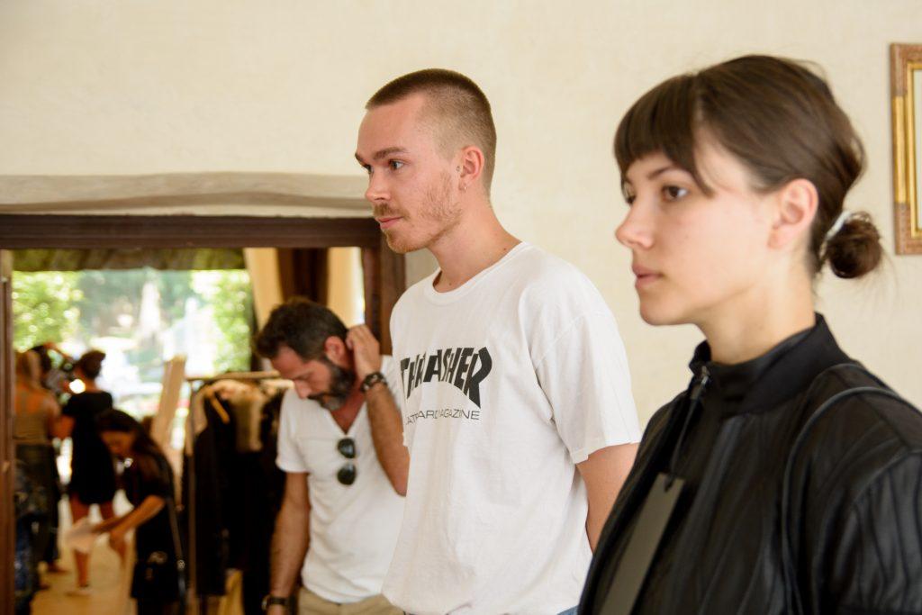 Meeting the Denim Design Jury