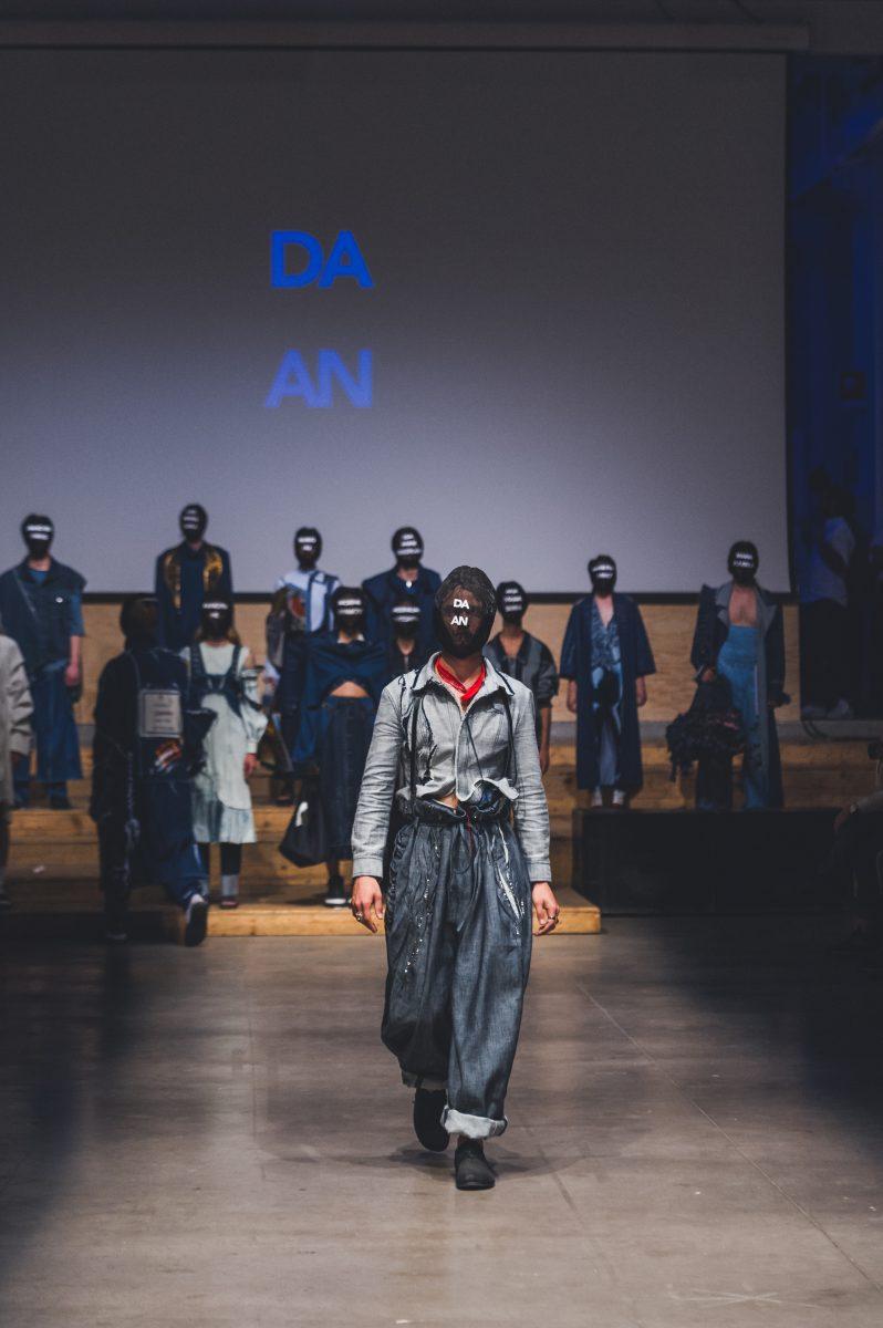 The Catwalk - Da An outfit