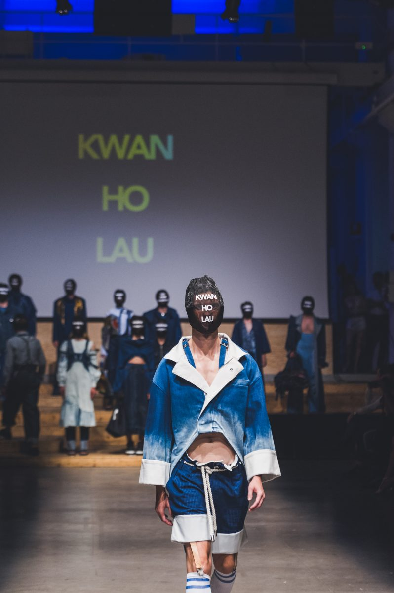 The Catwalk - Kwan Ho Lau outfit