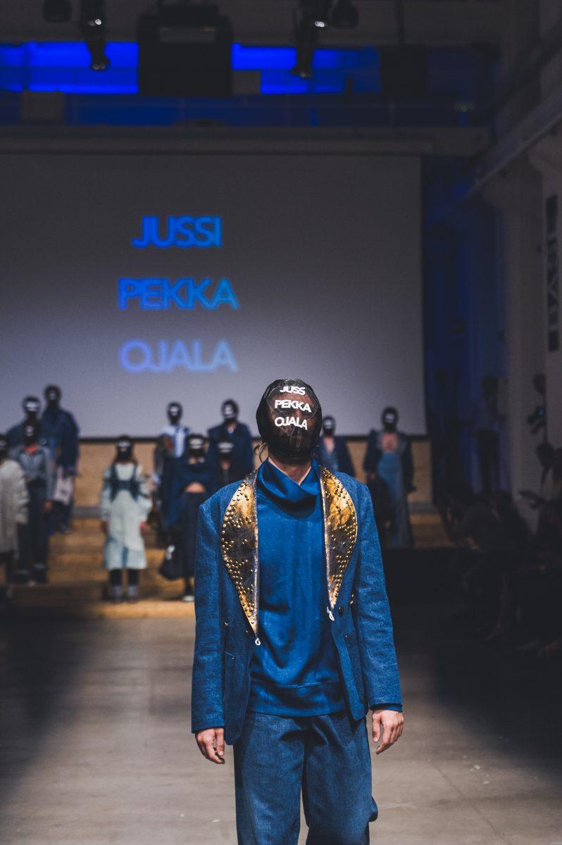 The Catwalk - Jussi Pekka Ojala outfit