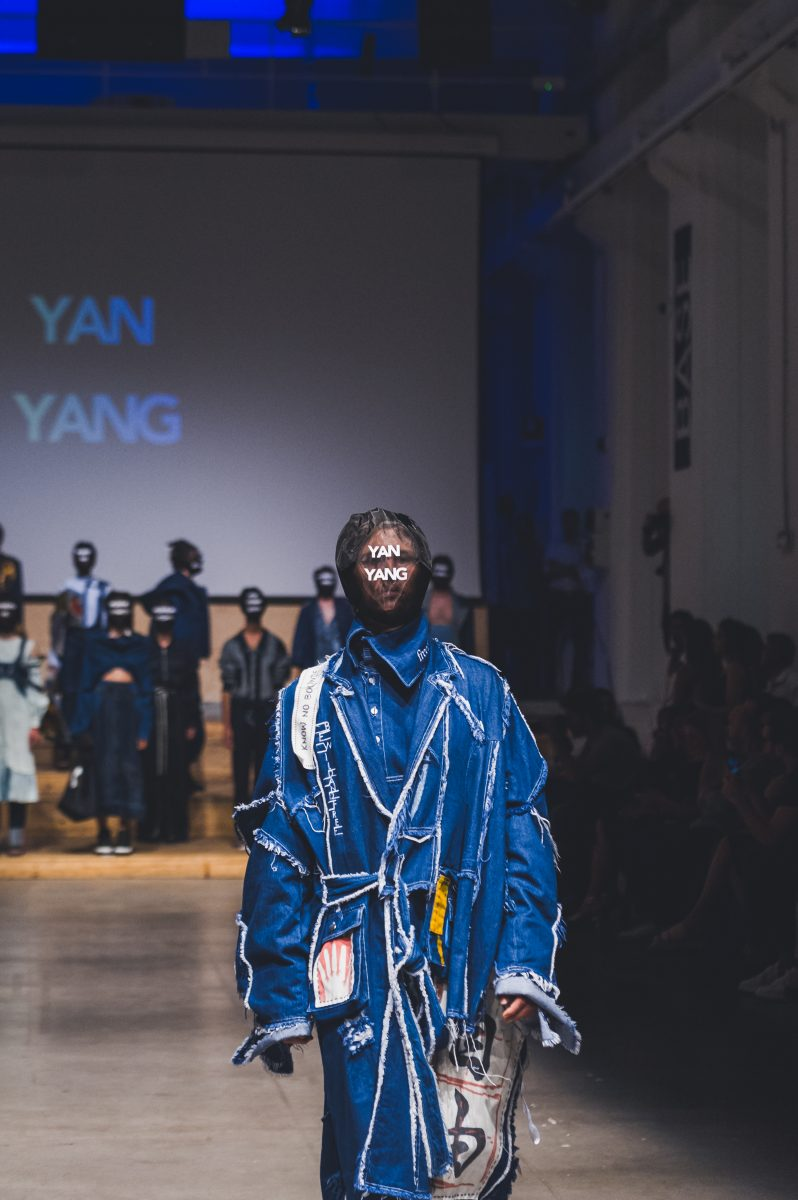 The Catwalk - Yan Yang outfit