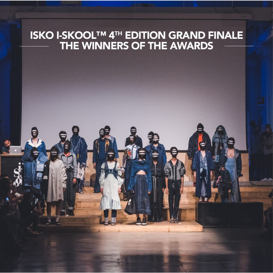 ISKO I-SKOOL™ 4 WINNERS (news)