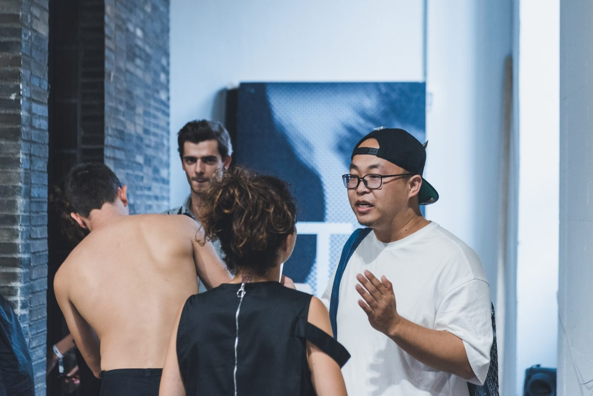 Denim Design Jury Meeting Backstage