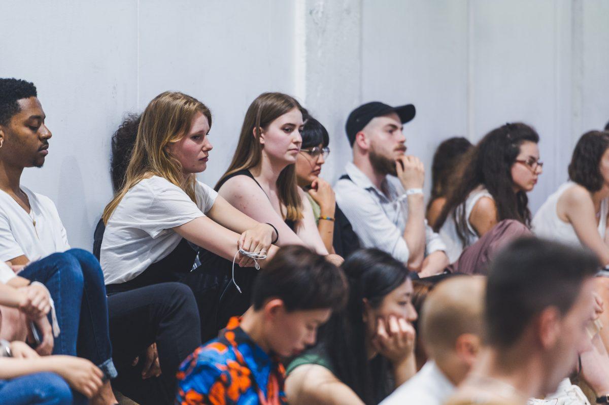 Denim Design Jury Meeting Audience