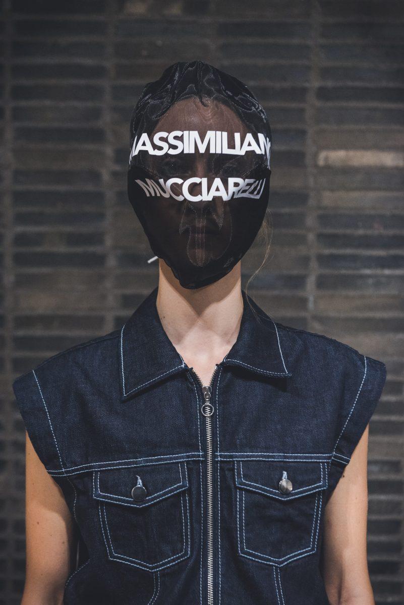 Massimiliano Mucciarelli from Iuav - Denim Design Award