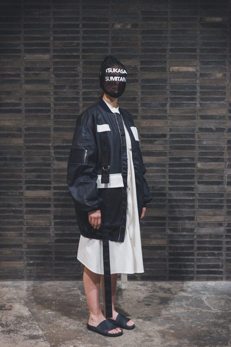 Tsukasa Sumitani from Bunka Fashion College - Denim Design Award
