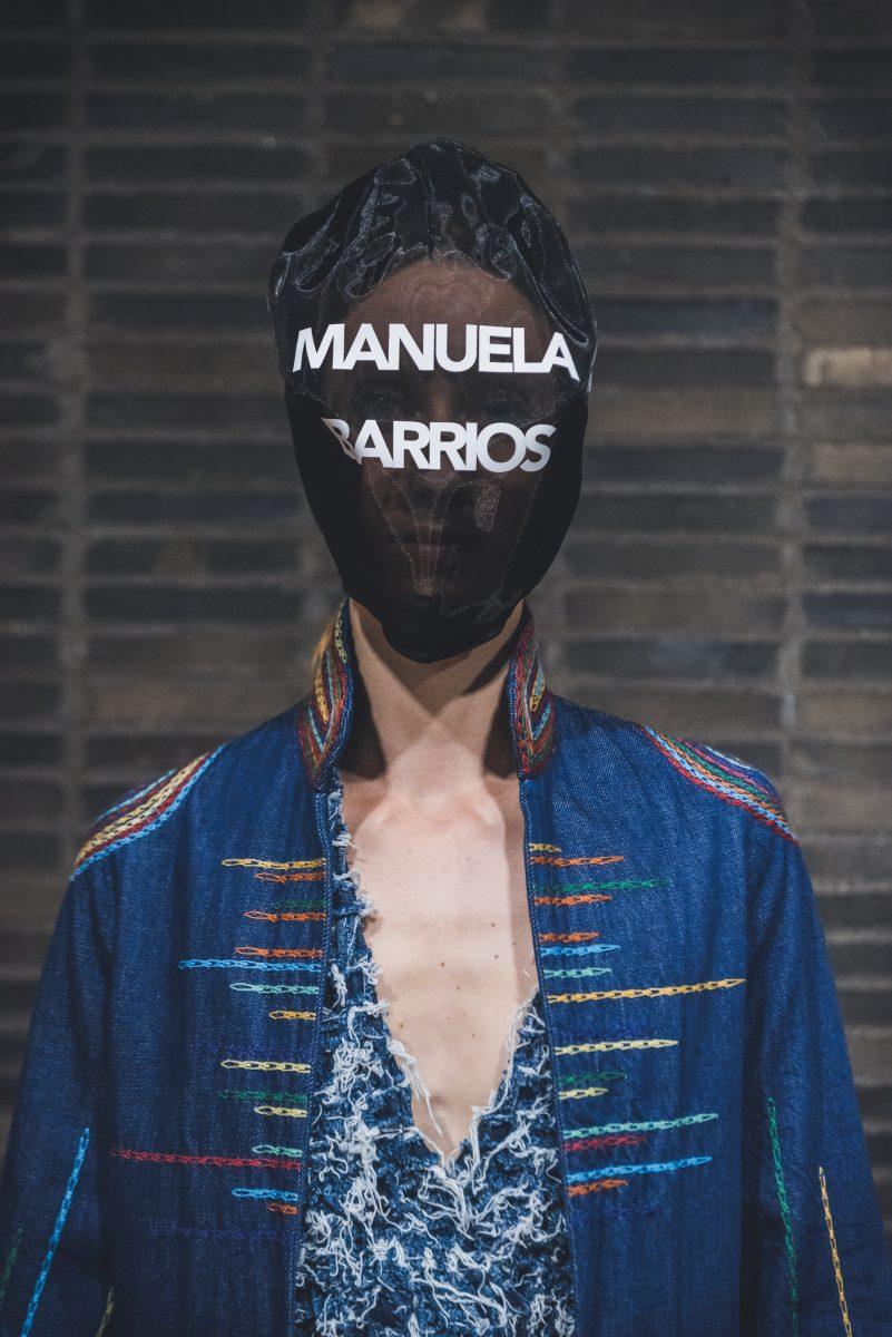 Manuela Barrios from Colegiatura Colombiana - Denim Design Award