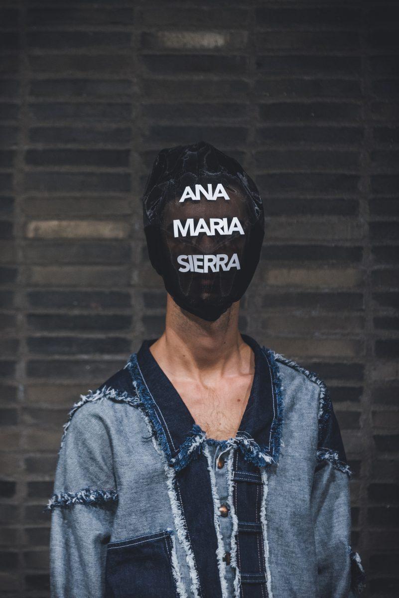 Ana Maria Sierra from Colegiatura Colombiana - Denim Design Award
