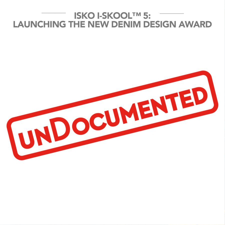 Denim Design Award - UnDocumented