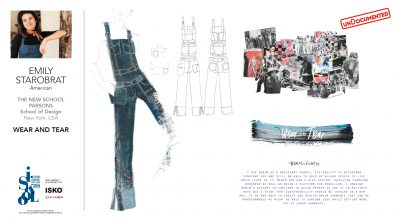 Denim Design Award shortlist