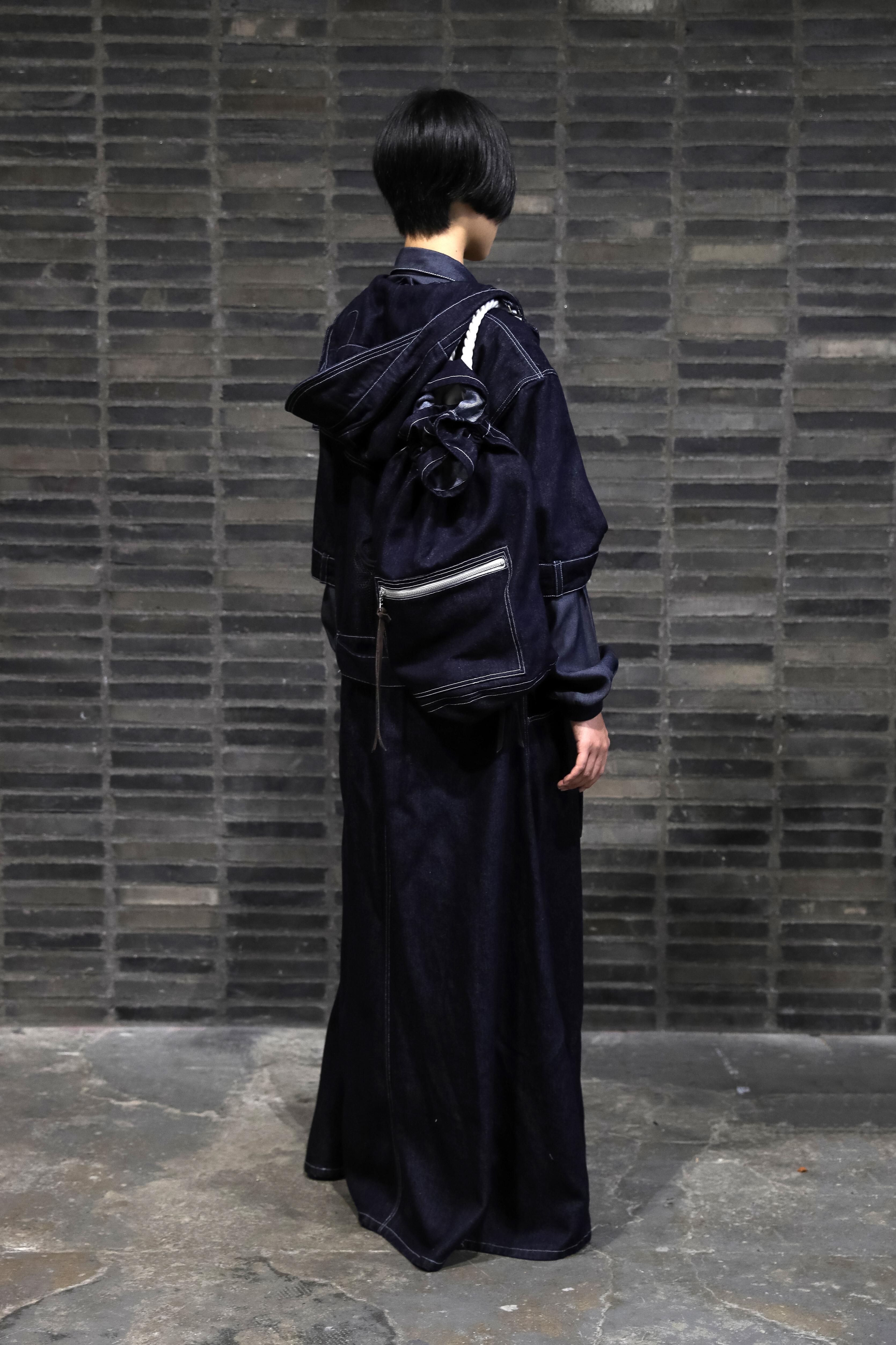 Emi Harashima from Bunka Fashion College -