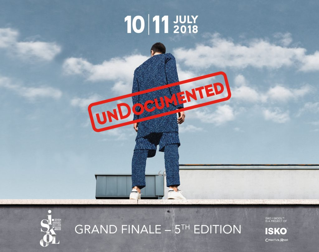 ISKO I-SKOOL™ denim awards grand finale UnDocumented