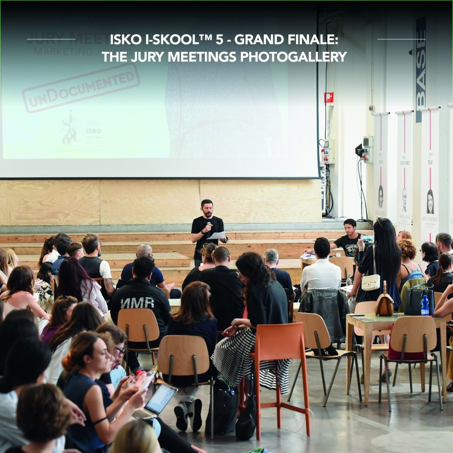 ISKO I-SKOOL™ 5 Jury Meetings photogallery cover news