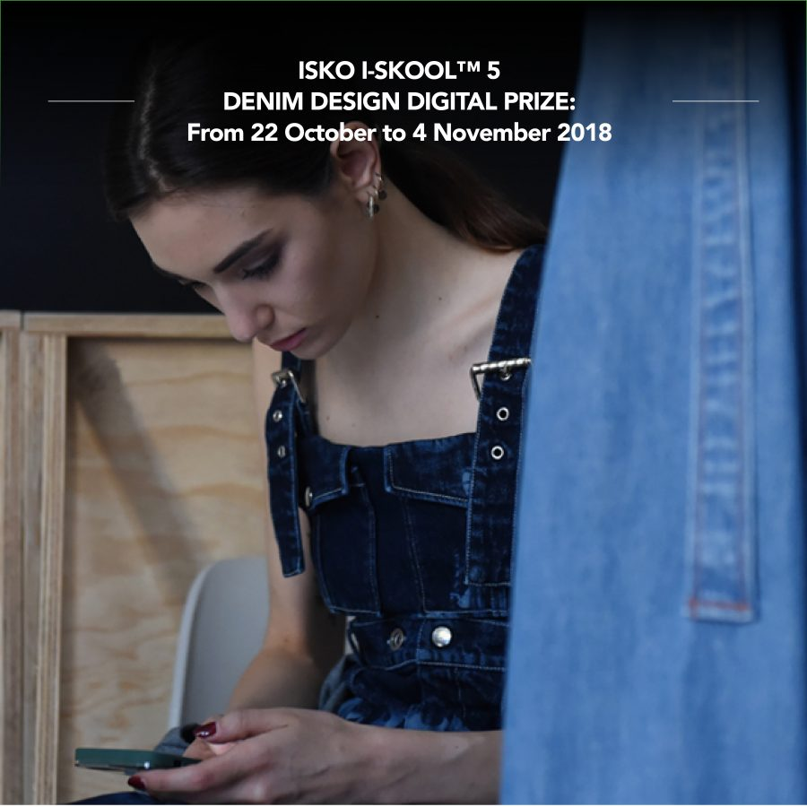 ISKO I-SKOOL™ 5 Denim Design Digital Prize cover news