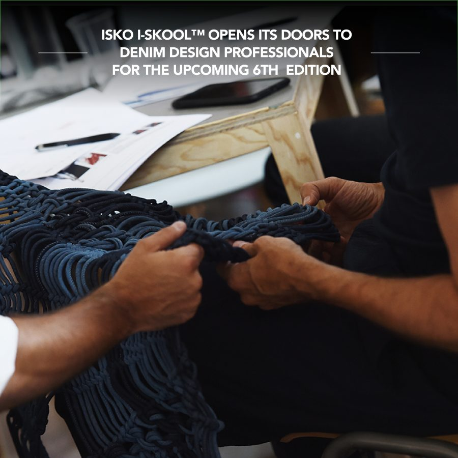 ISKO-I-SKOOL-6-Denim-Design-Professionals news
