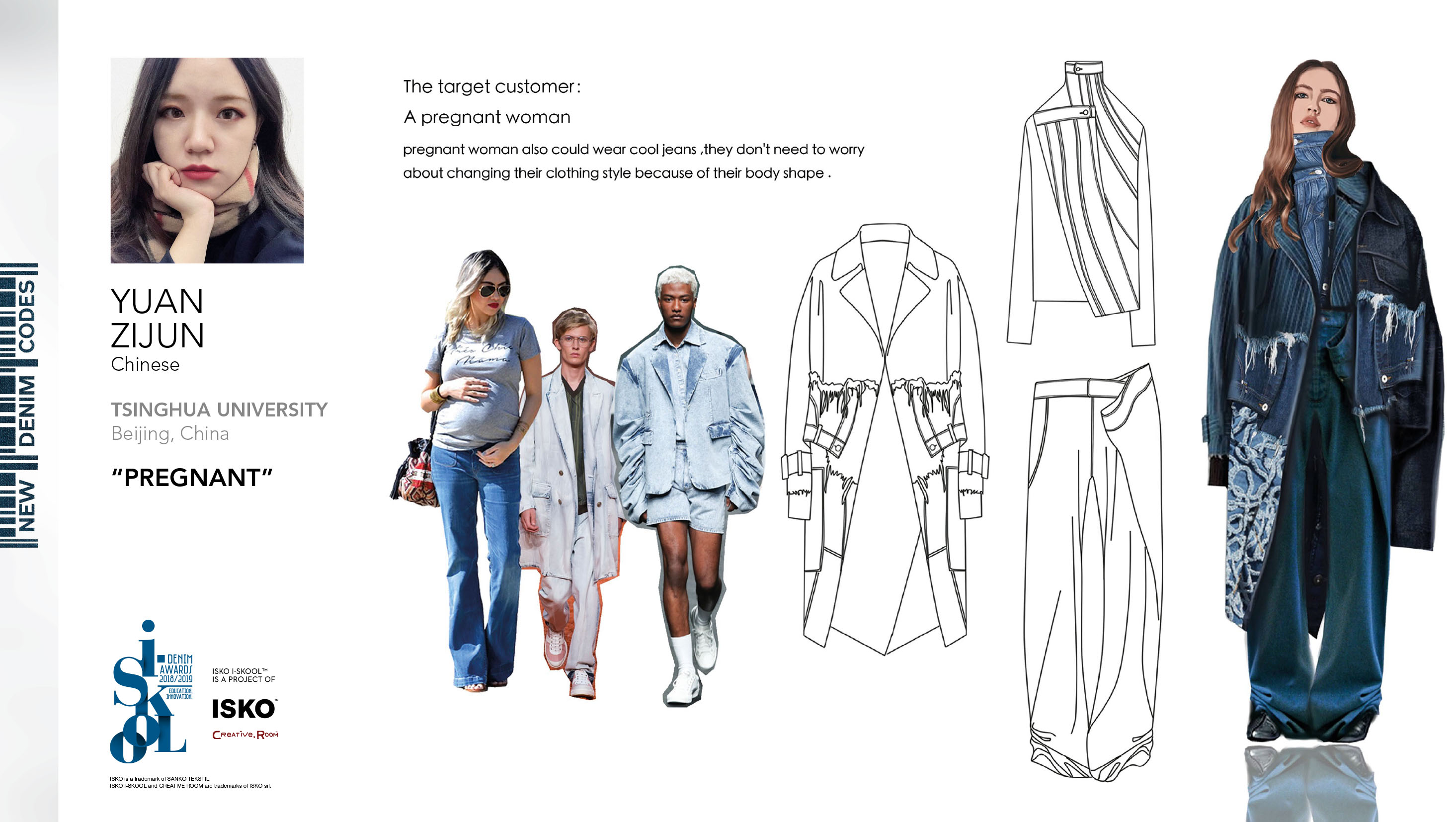 The Shortlisted Project For The 6th Denim Design Award
