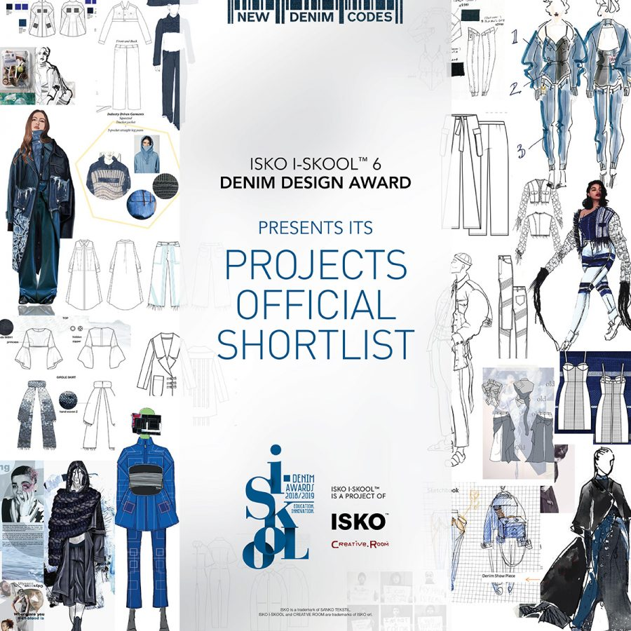 ISKO I-SKOOL™ 6 - Denim Design Award - Denim news