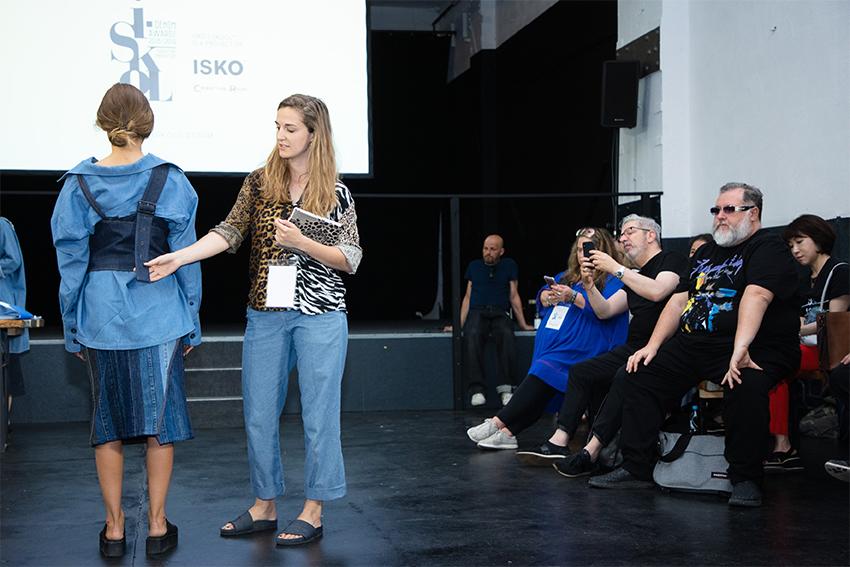 ISKO I-SKOOL 7 Denim Awards - Young Professional Fashion Design - 2