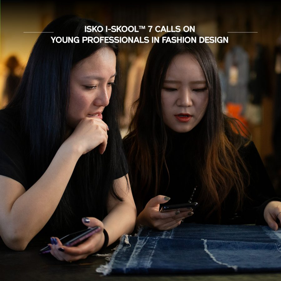 ISKO I-SKOOL 7 Denim Awards - Young Professional Fashion Design - News