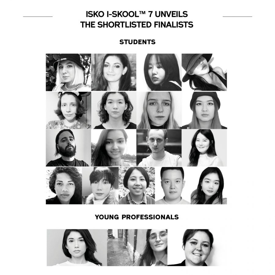 ISKO I-SKOOL™ 7 Denim awards unveils shortlisted finalists - fashion design (news ok)