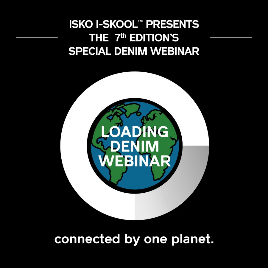ISKO I-SKOOL™ 7 presents the special Denim Webinar (news)
